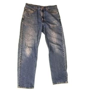 Levi's 550 Straight Leg Relaxed Fit 34 x 32